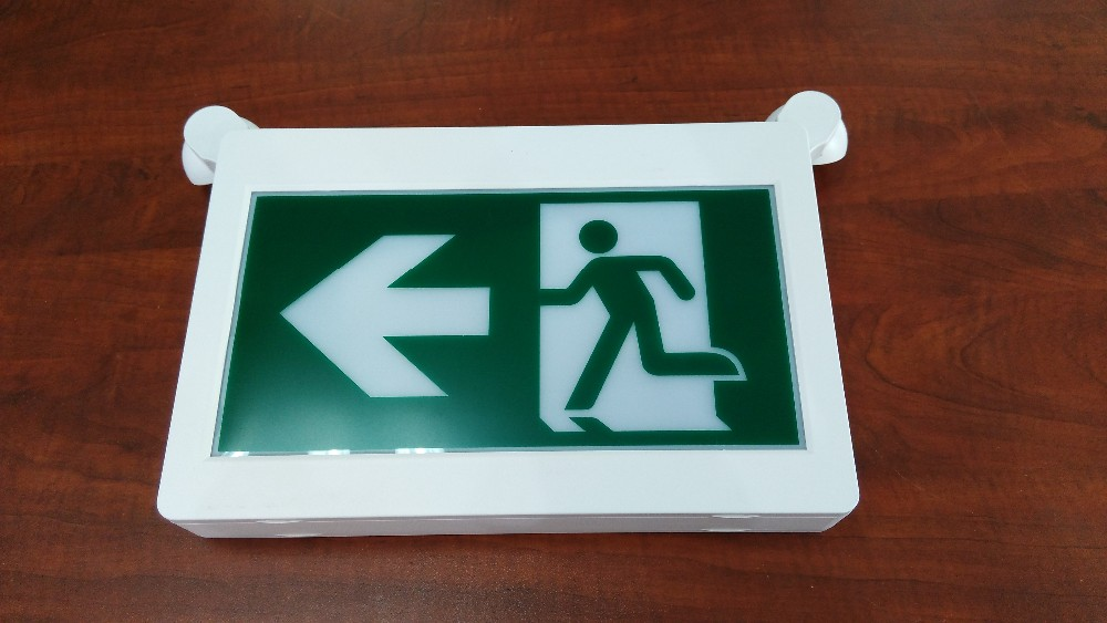 Csa Approved Running Man Exit Lamp For Canada Market Buy