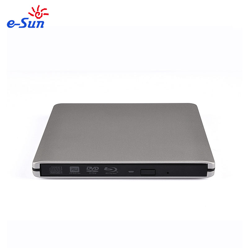 China USB3.0 Blu ray 9.5mm DVDRW Drive speler voor laptop notebook computer