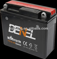 Storage battery/Motorcycle Maintenance-free Battery/12V battery charger