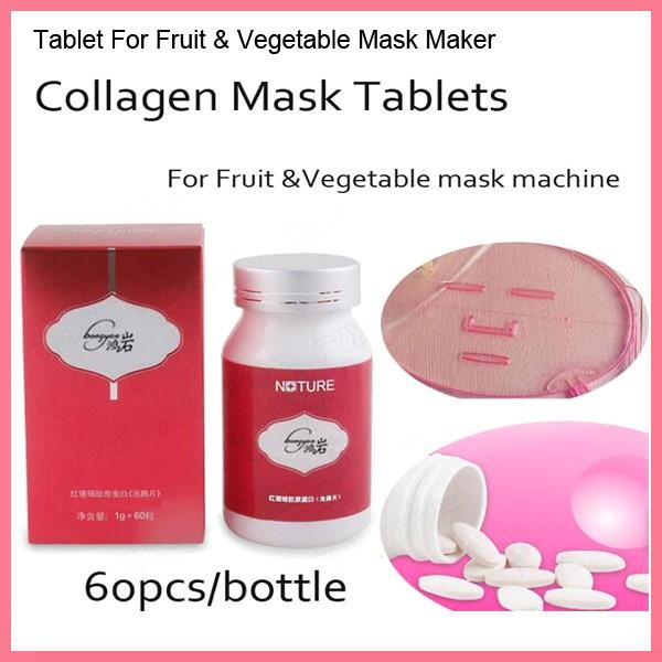 facial beauty care diy mask plate tool for fruit vegetable mask machine maker effervescent. Black Bedroom Furniture Sets. Home Design Ideas