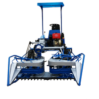 High Quality small mini combine harvester with low price in india