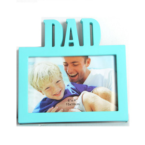 modern cheap moving picture frames in bulk for father day gifts