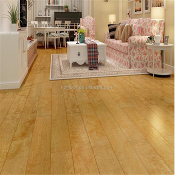 High Quality Long Duration Time Laminate Flooring With Foam Backing
