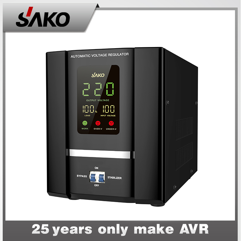 Best price 5kva home voltage stabilizer