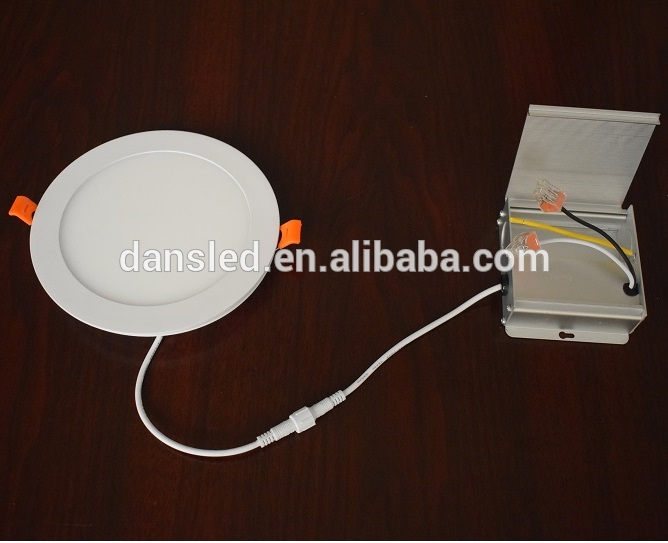 High quality 15w small round led panel luminous ceiling flat panel led lighting system