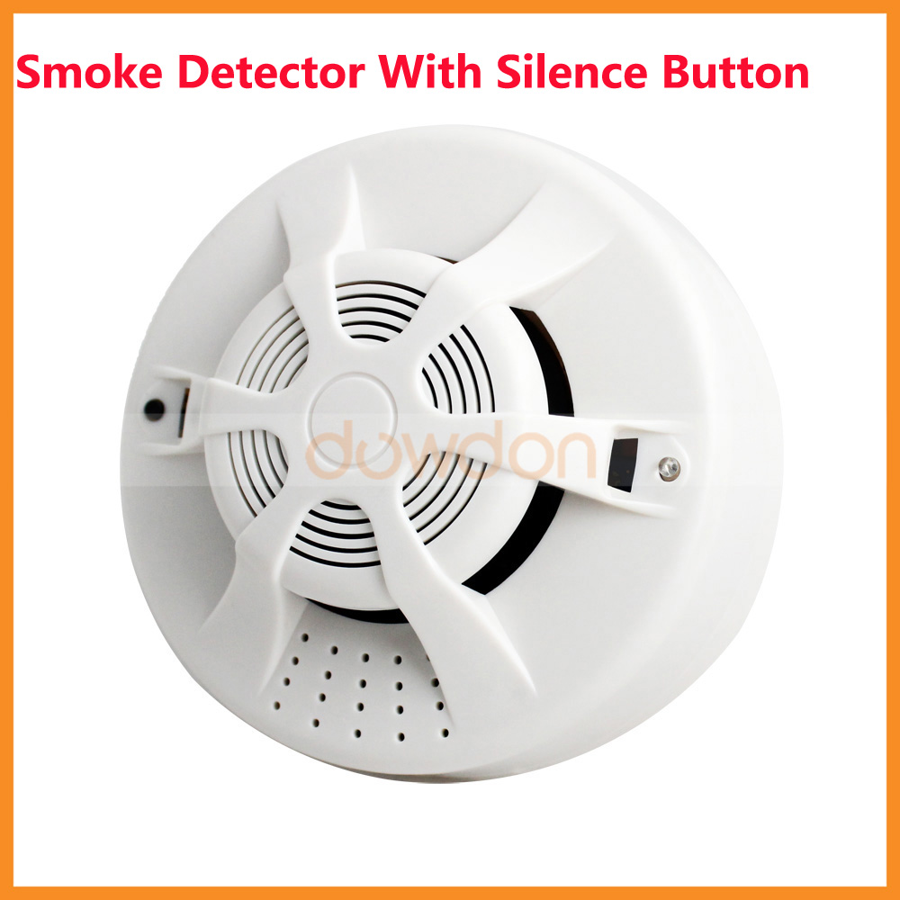 Manufacturer Sell Smoke Sensor Detector with Silence Button VDS standard