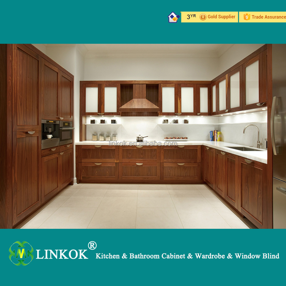 Amerikanischen traditionellen küche insel buche massivholz küchen ...