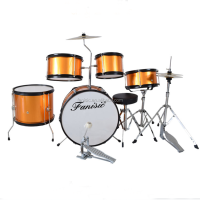High Grade 5-PC Junior Drum Kits/Children Drum Set For Sale