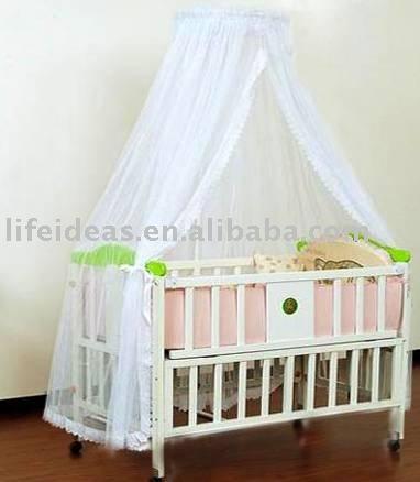 Crib Canopy Mosquito Net Baby