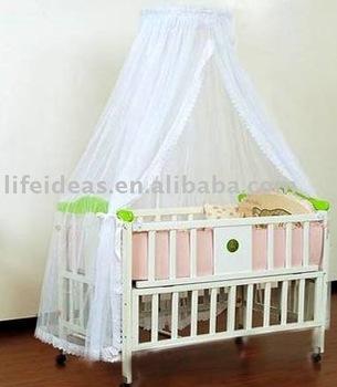 Crib canopy / crib mosquito net / Baby mosquito net & Crib Canopy / Crib Mosquito Net / Baby Mosquito Net - Buy Baby ...