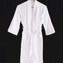 Good quality 100% Cotton Terry Hotel Bathrobe