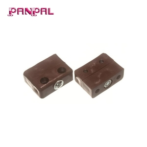 BSCI factory hot sale customized package plastic furniture connector fitting jointing knockdown block