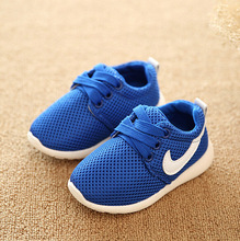 2016 baby prewalker sport shoes ventilation comfortable soft sole non slip YNW001