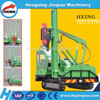 solar power piling rig hydraulic hammer mini crawler piling machine for sale