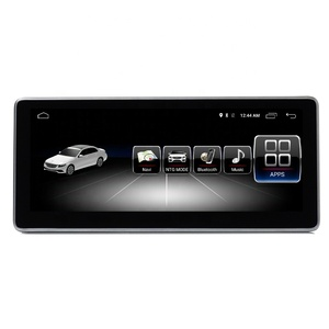 10.25 android w204 head unit for C Class 2011to2014 GPS car head unit navigation big touch screen radio stereo multimedia player