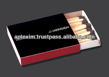 Advertising Hotel Match Box Supplier from India
