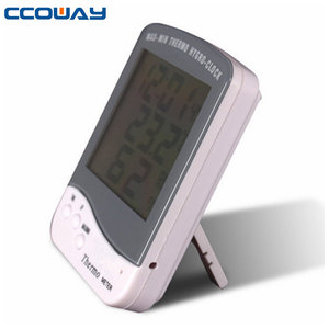 Professional factory price desktop with backlight electronic best home professional weather station