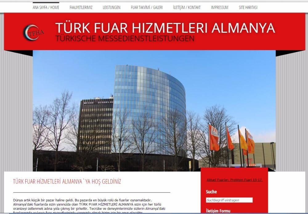 Turk Fuar Hizmetleri Almanya