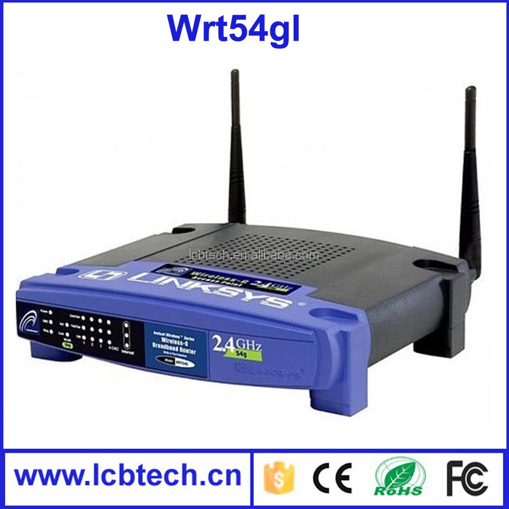 installer dd-wrt sur linksys wrt54g v5