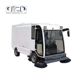 S2000 Electric Sweeper High Pressure Sweeper Floor Cleaning Machine