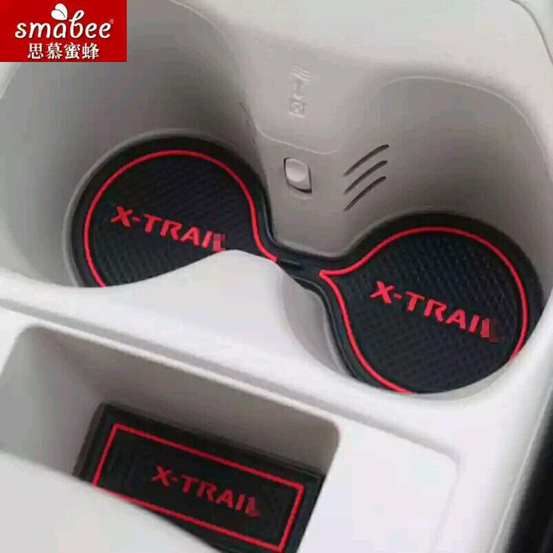 15 pcs set pour 2008 2015 nissan x trail x trail accessoires 3d caoutchouc mat de la voiture. Black Bedroom Furniture Sets. Home Design Ideas