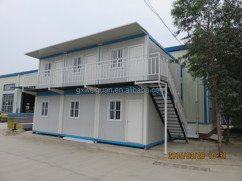 Container house hotel