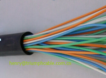30v 18-24 Awg Low Voltage Muti Core Pvc Insualted Braided Ul2835 ...