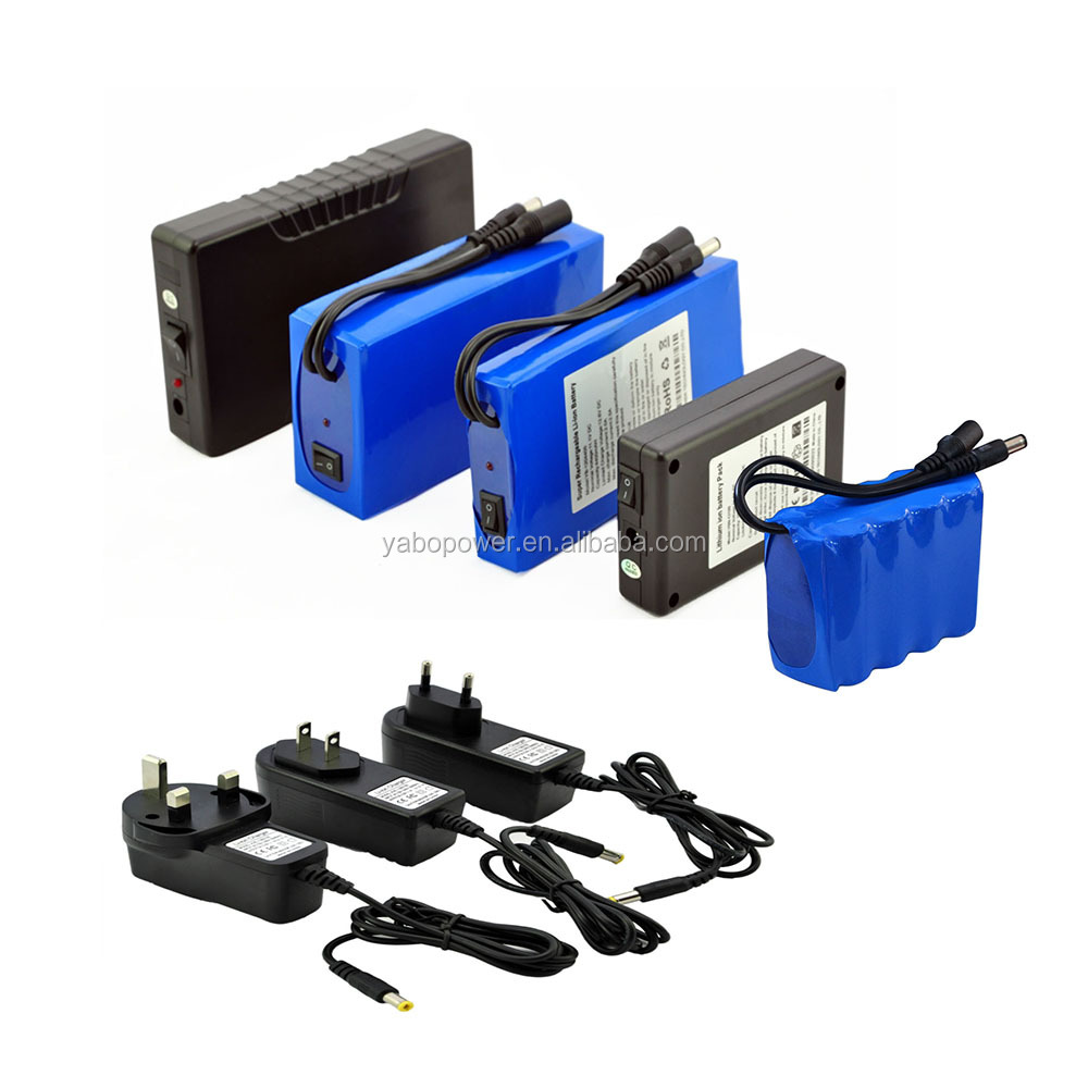 2014 China Supplier Super 12v Li Ion Rechargeable Battery
