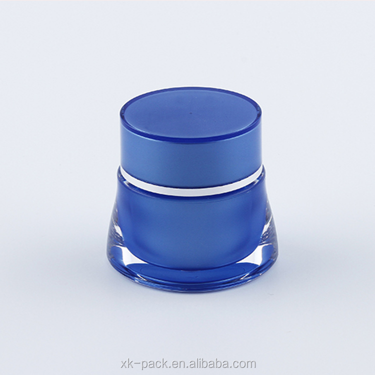 Hot Sale Empty cosmetic cream small containers cosmetic lotion bottles and jars
