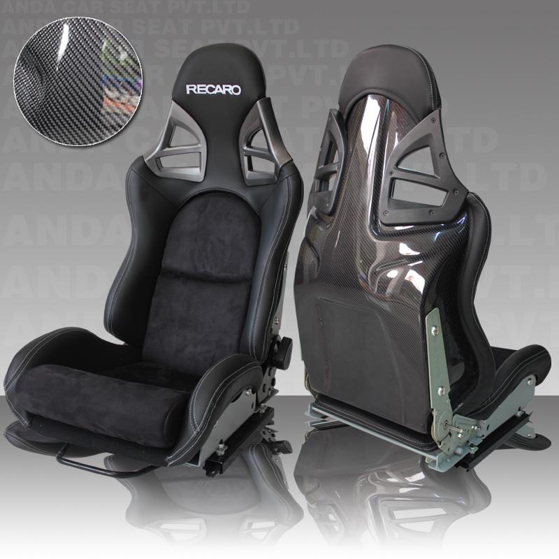 Sedili Recaro Sedili Auto In Fibra Di Carbonio Sport Alla