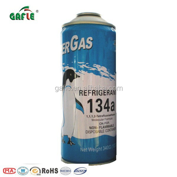 With 99.9% purity Refrigerant R134a Oil