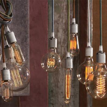 Vintage Light Bulb Edison Filament Bulbs