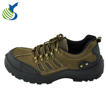 2016 safety shoes leather safety dangerous space working used shoes