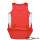 Sleeveless t shirt dri fit fabrics Jogging sportswear Custom men running Vest