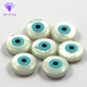 Hot sale evil eye pearl shell stone for jewelry making