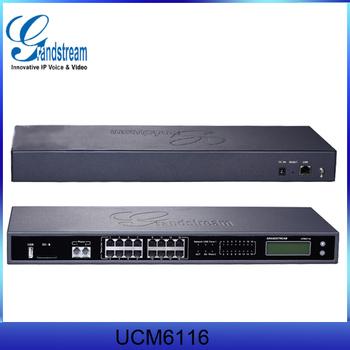 Grandstream UCM6116 IP PBX Windows
