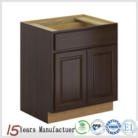 Modular Maple Cheap Kitchen Cupboards With Low Price