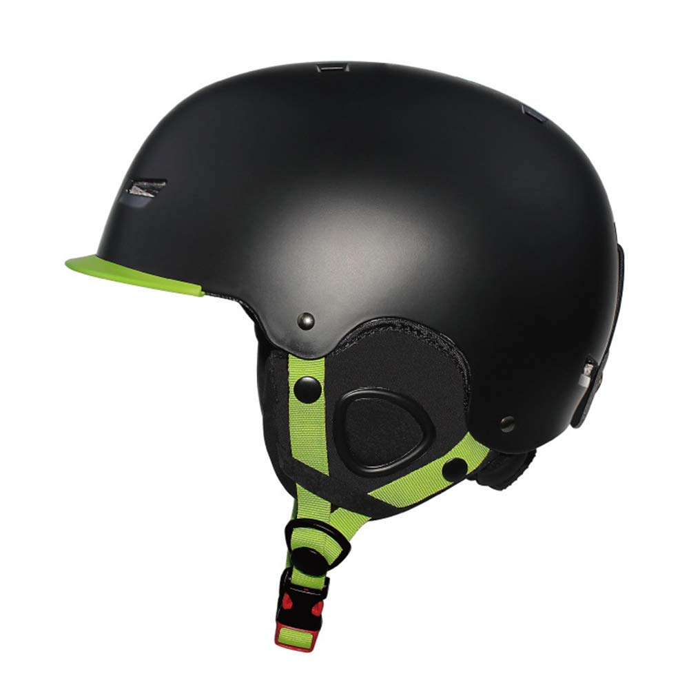 Ski Snowboard Helmet | Winter Snow Sport Helmet | Lightweight Adjustable Windproof Safety Outdoor Sports Helmet with Comfortable Liner | for Adult Men Women Youth Skiing Snowboarding Skating