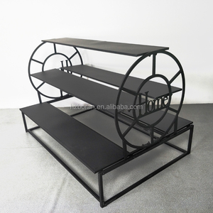 Hot Selling High Quality Metal Fixtures Retail Stands Racks Phone Stand Product Display