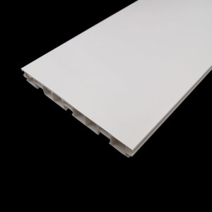 white pvc laminated kitchen plinth