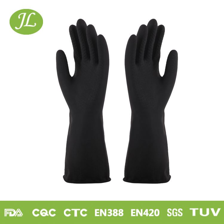 Smooth outside M size best industrial work gloves
