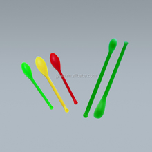 Manufacturer Wholesale Lab Instruments Medical Plastic Spoon 3pc set