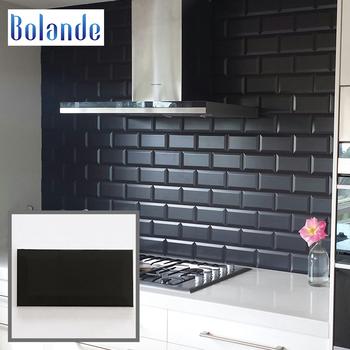 Azulejo De Pared Lineal De Cocina Con Forma De Ladrillo Para Uso