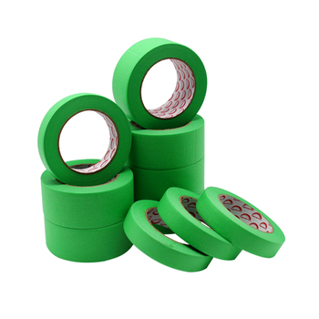 Green Painters Tape Wholesale Masking Tape With Flexible Backing Paper Buy Green Painters Tape Green Tape Painters Tape Product On Alibaba Com