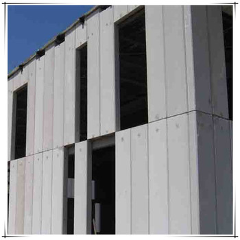 Exterior wall panels for building materials precast autoclaved concrete partition wall panel alc for Precast concrete exterior wall panels