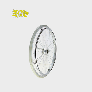 Manufacturer supply 24*1 3/8 Wheel of Manual wheelchair