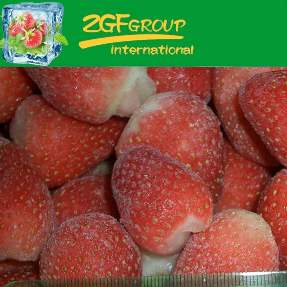 hot sale IQF delicious bulk frozen strawberries whole in good quality in carton