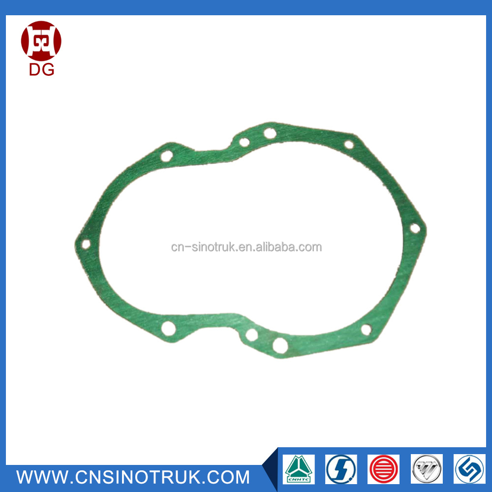 VG14010070 Camshaft gear cover gasket for HOWO WD615 Engine