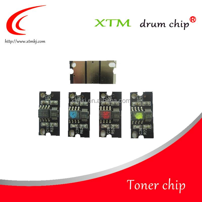 5  Drum Chip For Konica Minolta Bizhub C25 C35 C35P IUP14K IUP14C IUP14M IUP14Y