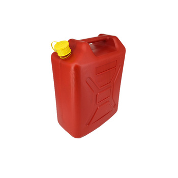 20L red plastic petrol jerry cans plastic oil drum